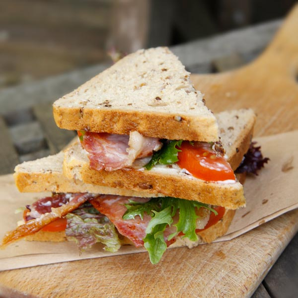 The Ultimate Bacon Sandwich by The Sausage Shed