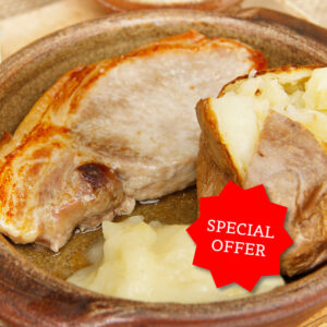 Chop Special Offer