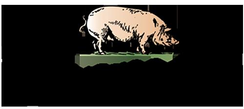 Sausage Shed Pig