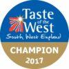 Taste of the West 2017 Champion Logo