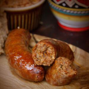 Chorizo Style Pork Sausages