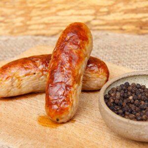 Sausage Shed Gluten Free Black pepper Sausage