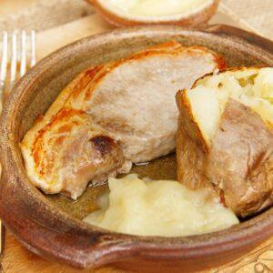 Sausage Shed Pork Chops - More than just Sausages