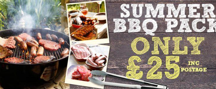 Summer BBQ Box Banner