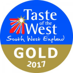 Taste of the West Gold Winner 2017