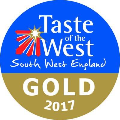Taste of the West Gold Winner 2017