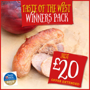 Taste of the West Winners Pack Offer