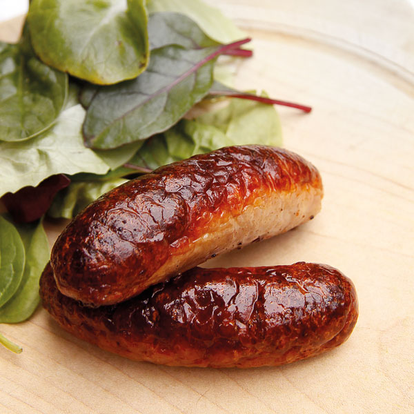 Lean and Lite Pork and Apple Sausages