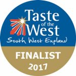 The Taste of the West Finalist Logo