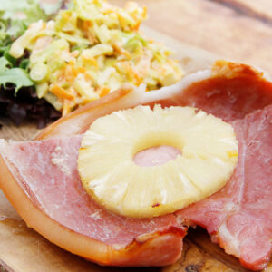 Gammon Steaks 1