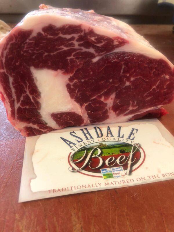 handcut ribeye steak