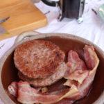 Sausage shed breakfast patties
