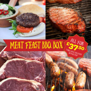 Meat Feast BBQ Box - Sausage Shed