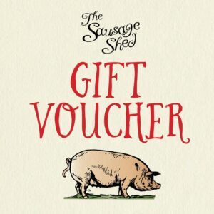 Sausage Shed Gift Voucher